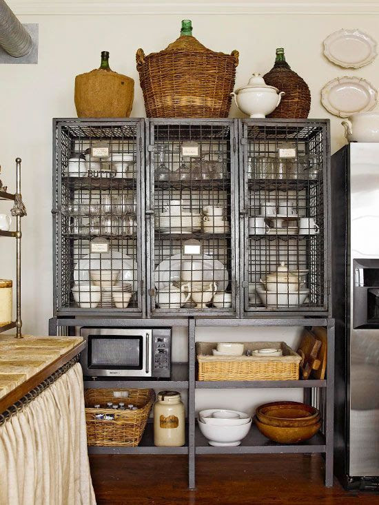 Industrial Chic Kitchens Homedesignboard