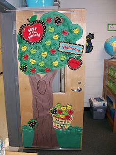 School Door on Pinterest