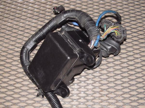 1996 Mazda Miatum Fuse Box