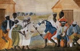 South Carolina slaves
