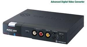 Analog To Digital Video Converter