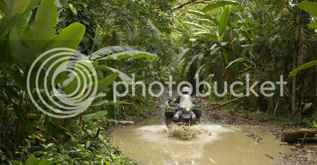 Offroad Weltreisen im Jungle