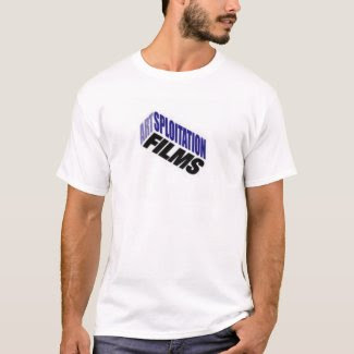 Artsploitation Logo T-Shirt