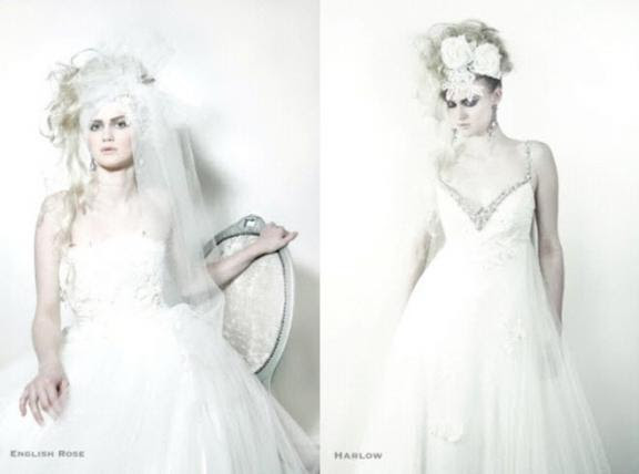 Ethereal Wedding Dress. Is this ethereal bridal style