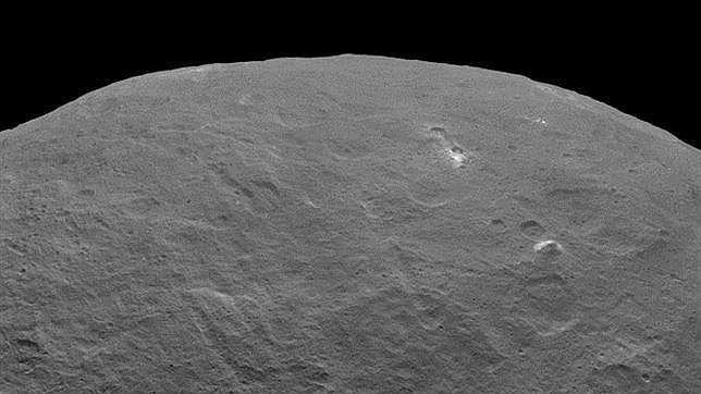 La NASA encuentra otra extraña «pirámide extraterrestre» en Ceres