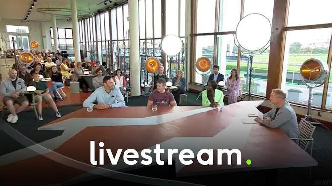 """Kijk live naar """"Van hier tot in Tokio"""" met Dirk Van Tichelt en Tomas Van Den Spiegel"""