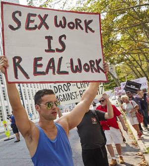 activists sex work