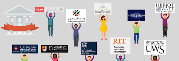 Top 10 Universities or Colleges of UAE