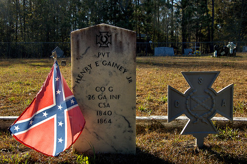 http://vanishingsouthgeorgia.files.wordpress.com/2013/02/emmaus-baptist-church-saint-st-george-charlton-county-ga-confederate-private-henry-e-gainey-jr-headstone-iron-cross-confederate-flag-csa-civil-war-picture-image-photograph-vanishing-sou.jpg