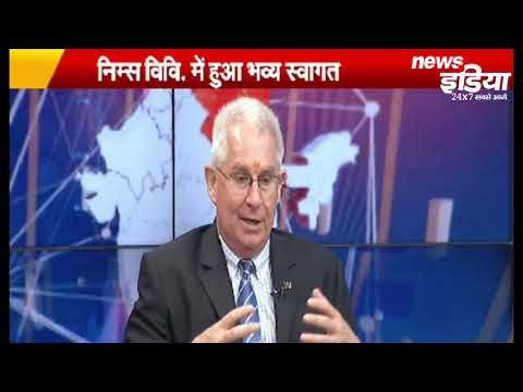 Part-2 : Special Interview with Rhys Williams, Rajesh Singh, Dr Swarnlata