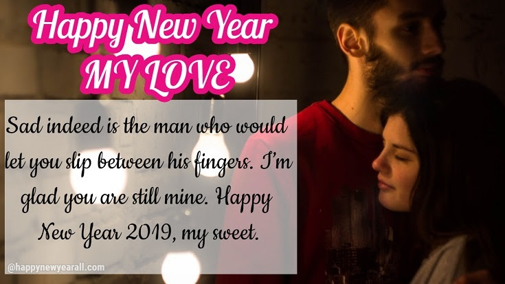 Happy New Year My Love Quotes Love Quotes Collection