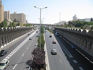 Begin Expressway.
