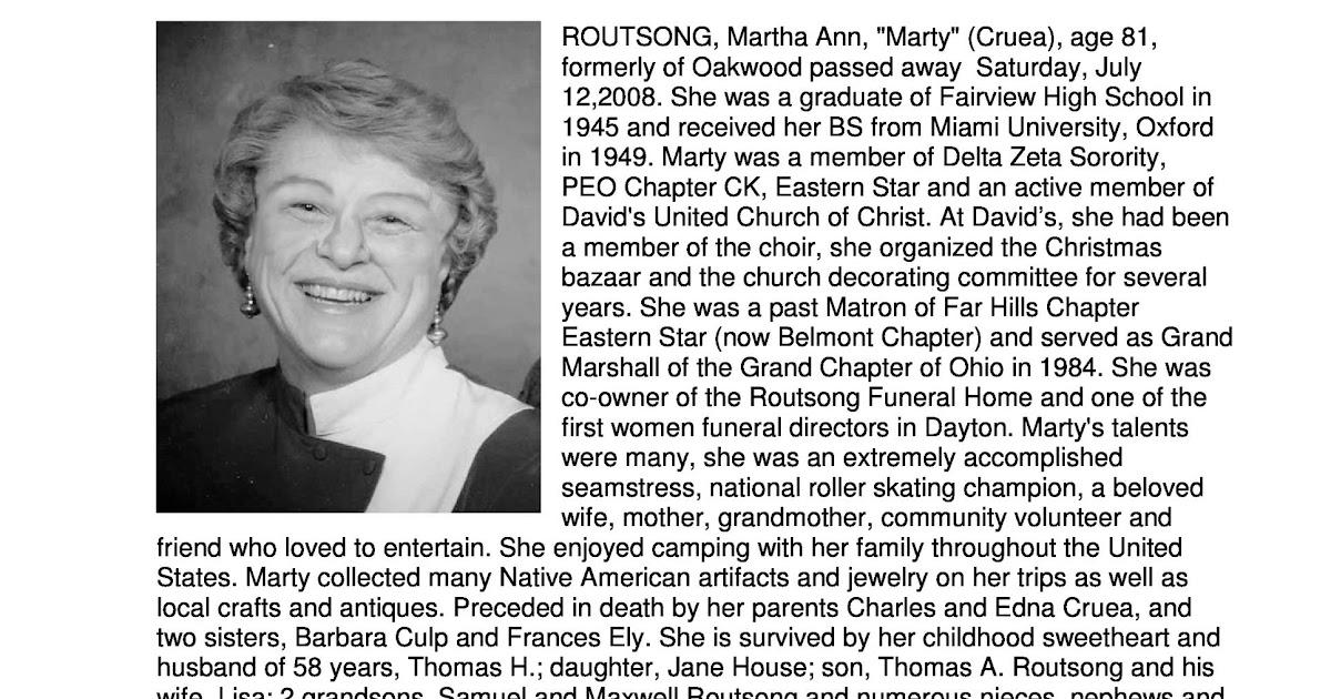 free obituary program template  klauuuudia