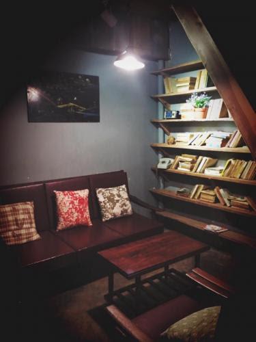 Không gian xưa cũ đang được tái hiện lại ở 1990 cafe. (Nguồn: Fb 1990 cafe)
