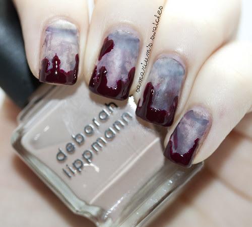 Zombie Manicure