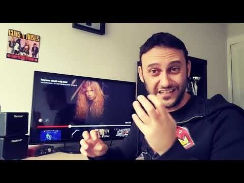 Come canta... Dave Mustaine