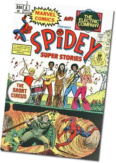Spidey Super Stories #8