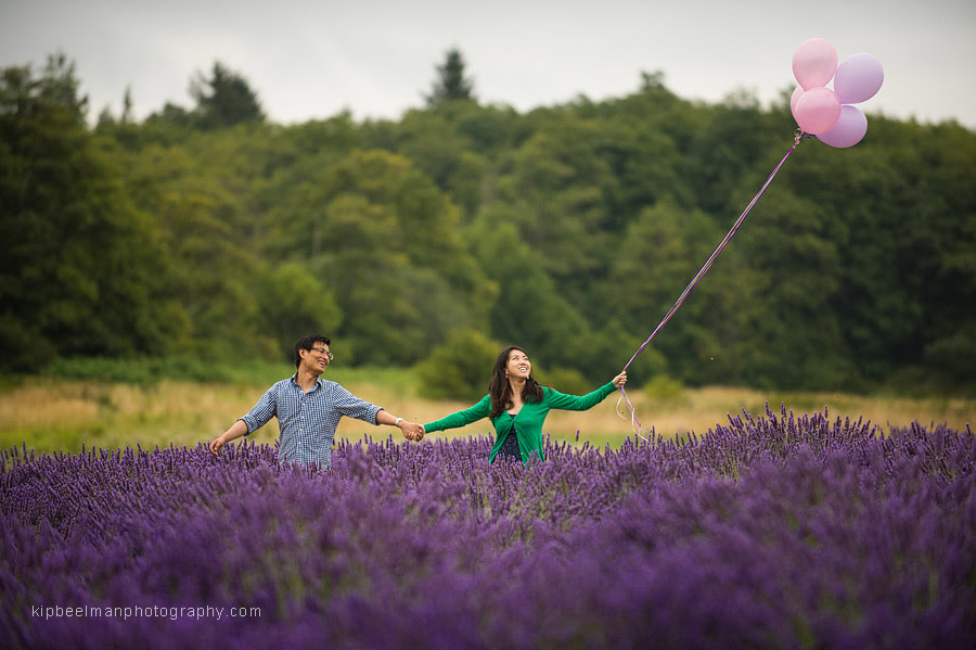 Image result for lavender farm and couple