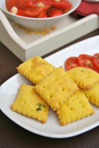 Savoury Saffron Cookies