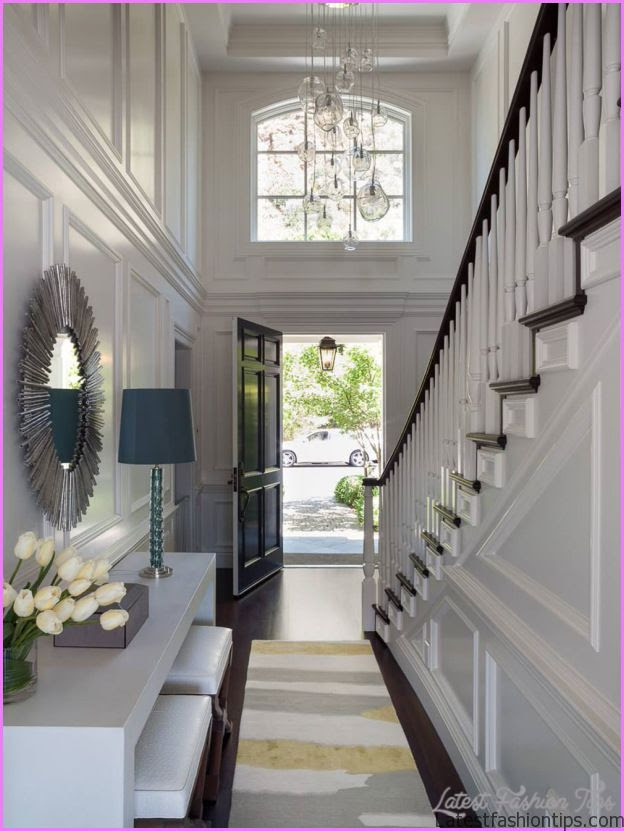 10 Home  Entryway  Decorating  Ideas  LatestFashionTips com