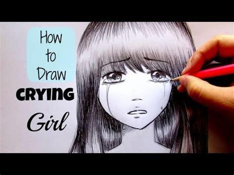 manga tutorial   draw crying girl  disegnare