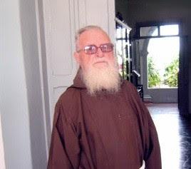 Frei Fernando Rossi morou em Pernambuco e Alagoas (Foto: Arquivo/P.N.S.P.N.D)
