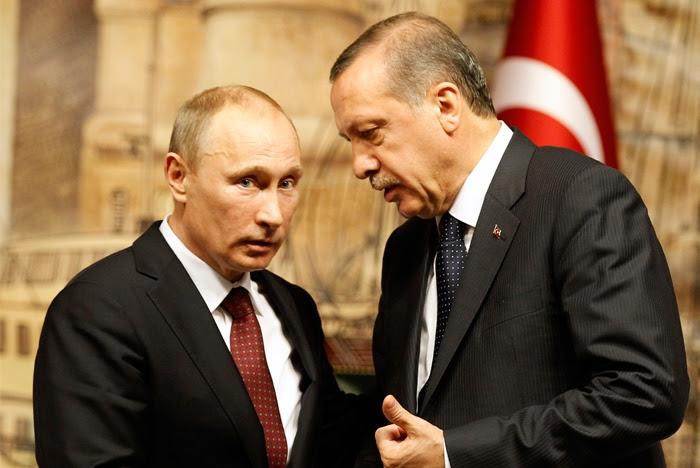 Η… ρωσική διάσταση της σύγκρουσης του Ερντογάν με τον Γκιουλέν
