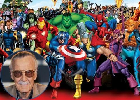 List Of Stan Lee Comic Characters