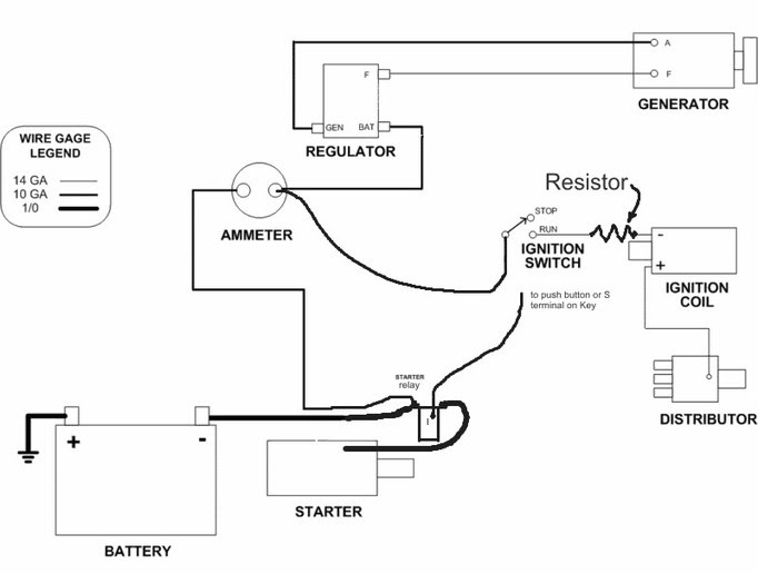 Farmall M Tractor Generator Wiring
