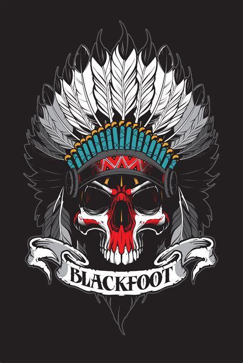 Blackfoot Band Logo 15155   ZSOURCE