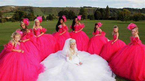 Bad Bridesmaid Dresses #TBT   TheFeministBride