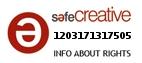 Safe Creative #1203171317505
