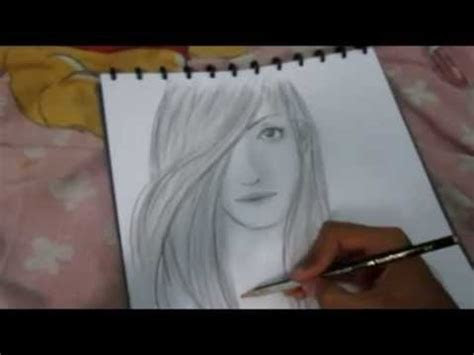 gambar pensil part ii youtube