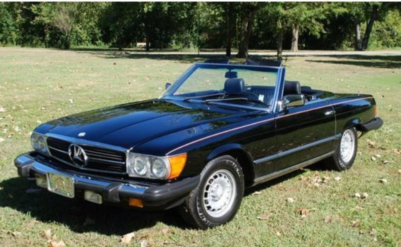 1984 Mercedes Benz 380sl For Sale in Las cruces, New Mexico | Old Car Online