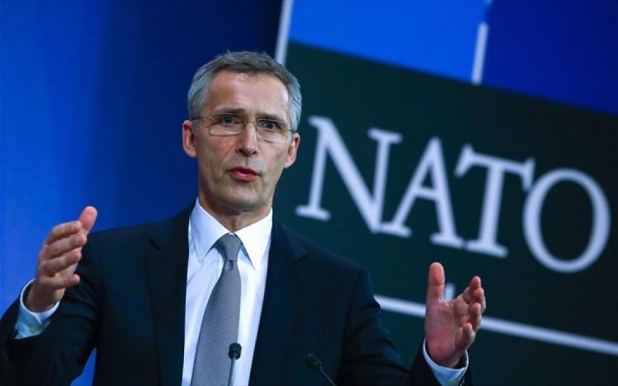Stoltenberg: Ζήτησε την έγκριση του πρωτοκόλλου ένταξης της Βόρειας Μακεδονίας στο ΝΑΤΟ