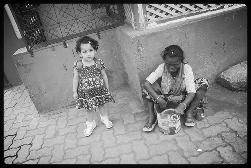 Marziya and Maria Leper Lady of Boran Road Bandra by firoze shakir photographerno1