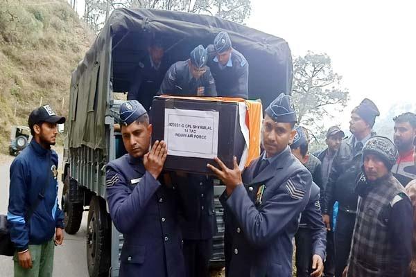 Chamba: कार के खाई में गिरते ही उड़े परखच्चे, वायु सेना के जवान की दर्दनाक मौत