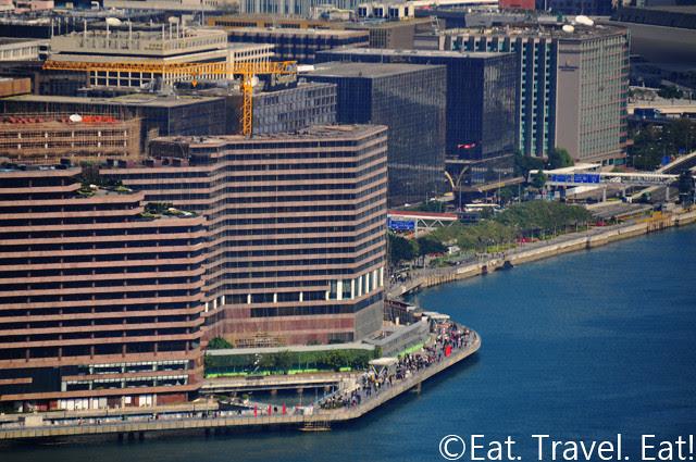 InterContinentals, Kowloon Shangri-La- East Tsim Sha Tsui