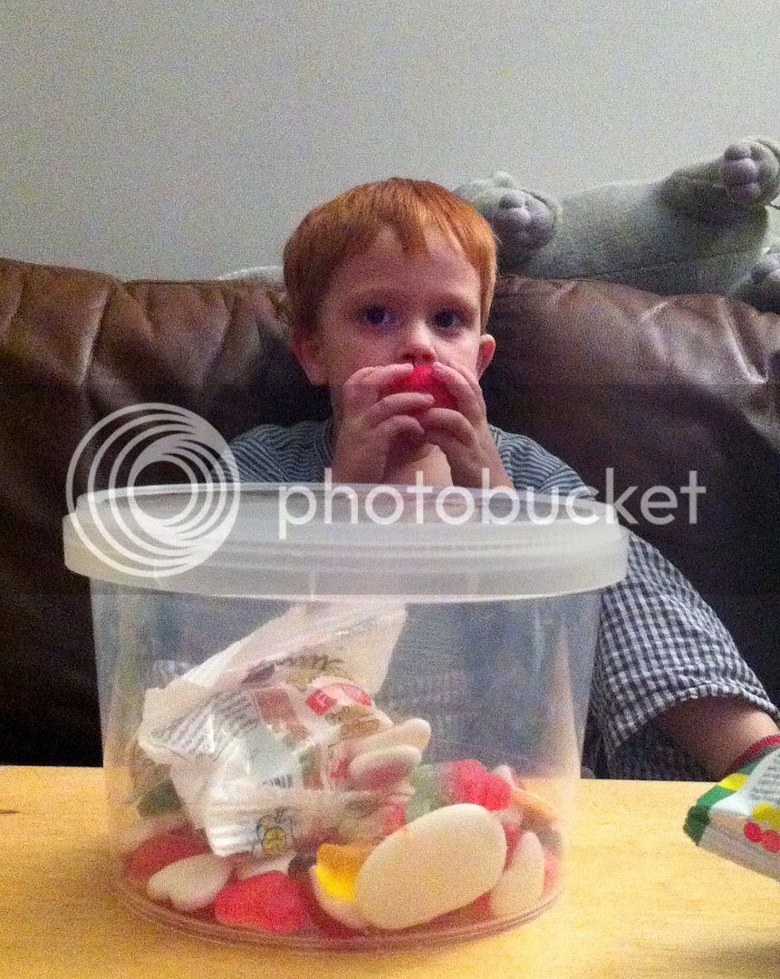 Charlie eats an apple photo apple.jpg