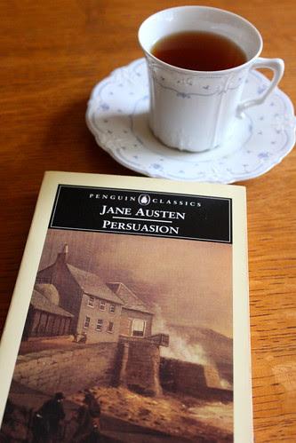 A Cup of Tea and a Good Jane Austen Novel by jchants
