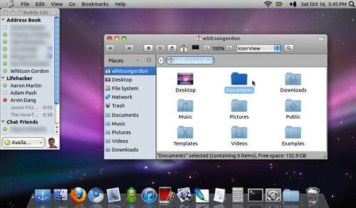 Macbuntu Makes Your Linux Desktop Look Like Mac OS X