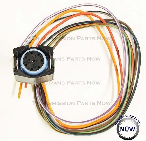 2000 Mercury Transmission Wiring