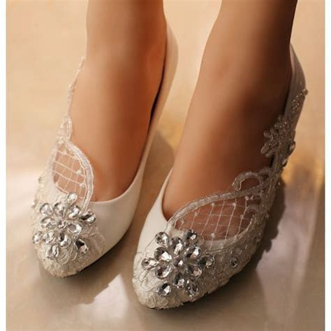 25  best ideas about Bridal wedding shoes on Pinterest