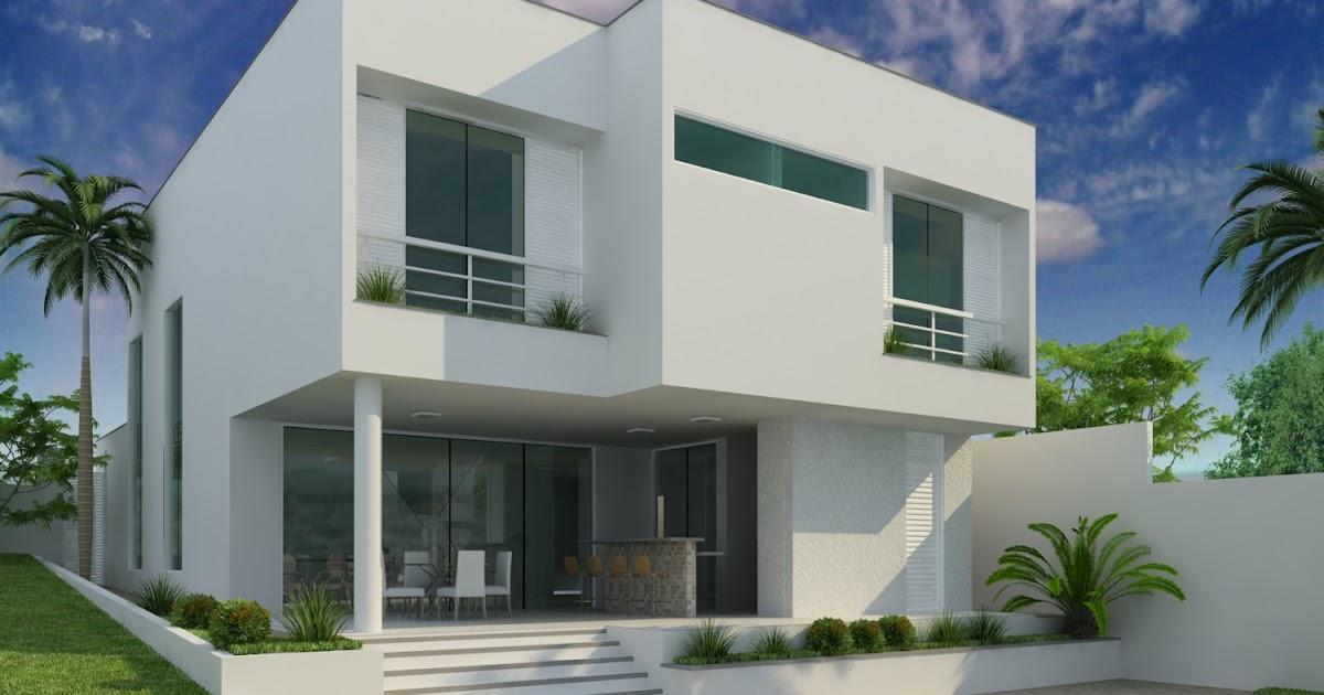 Fotos fachadas casas modernas fachadas de casas for Fachadas de casas modernas para colorear