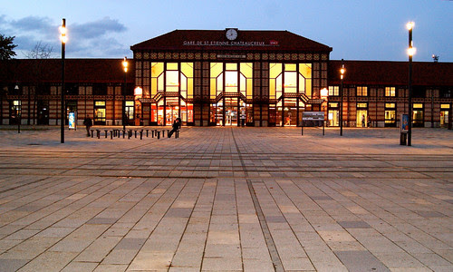 Saint-Etienne Gare (railway station)