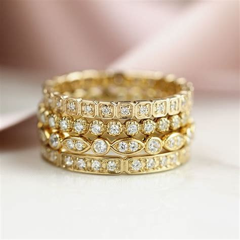 Hazel Diamond Eternity Ring   White gold weddings, Wedding