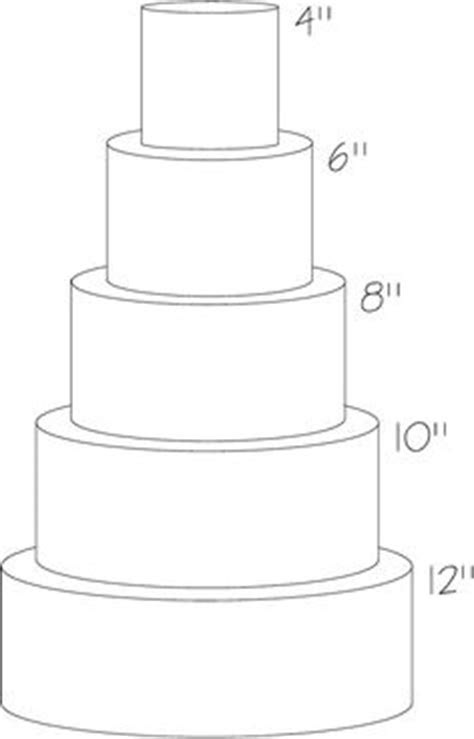 1000  images about Cake Templates on Pinterest   Cake