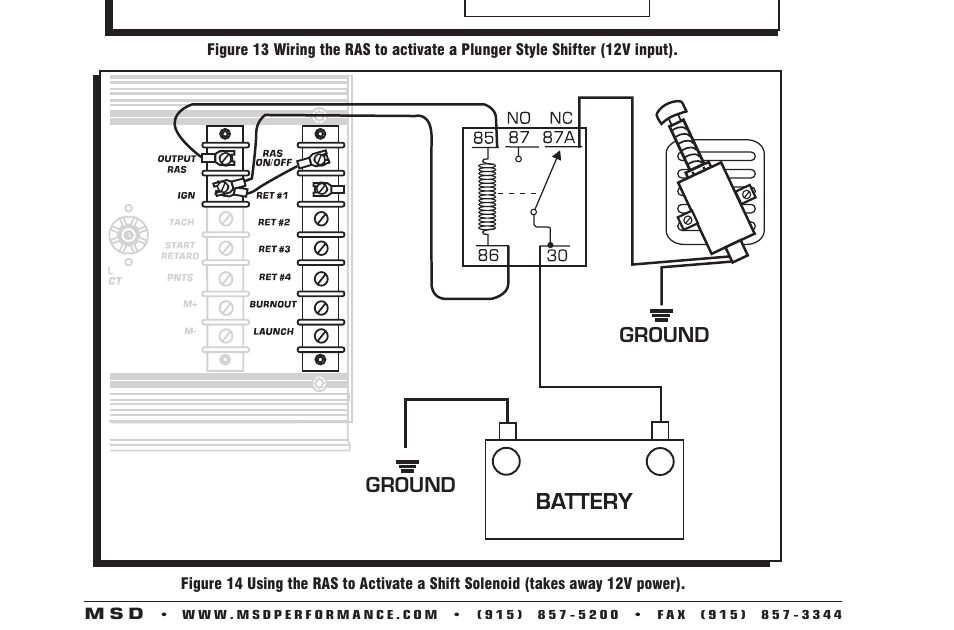 Wiring Diagram  32 Msd 7al 2 Wiring Diagram