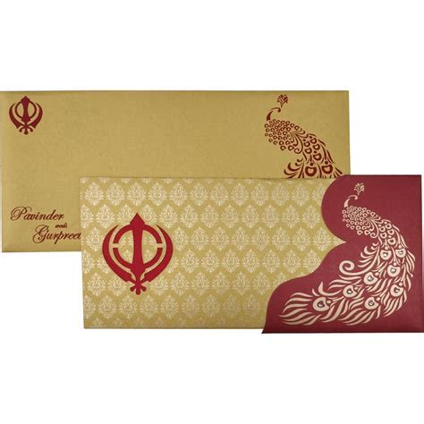 Sikh Wedding Cards ? Wedding Card   Get Latest Price From