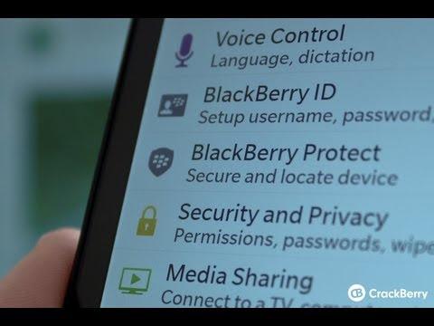 Blackberry Login Protect